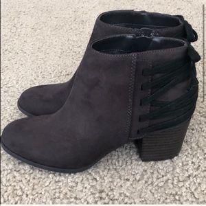 Never Worn Dark Brown Boots
